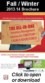 Bookstore Manager Fall/Winter 2013-2014 Brochure
